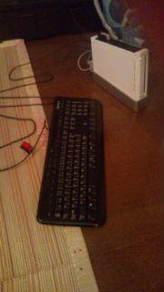 wiiキーボード