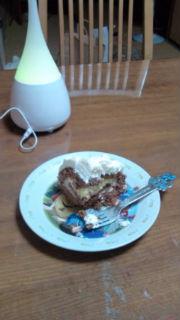 アロマとケーキ