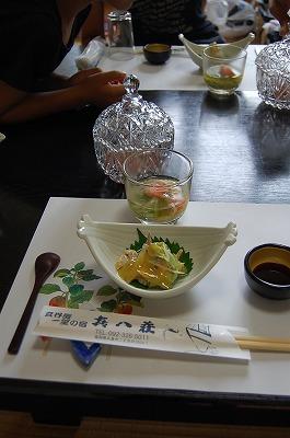 s-喜八荘夕食2011082101