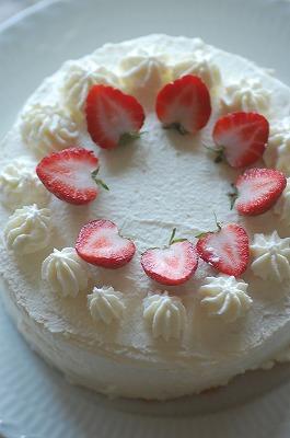 s-ショートケーキ上から
