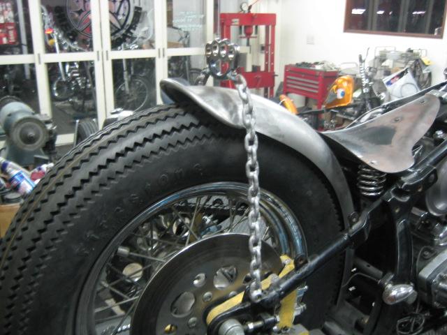 Fender Bracket 006