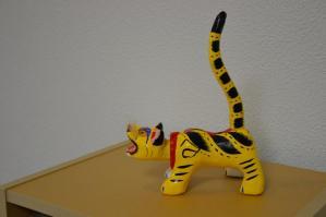 張子の虎ですよ