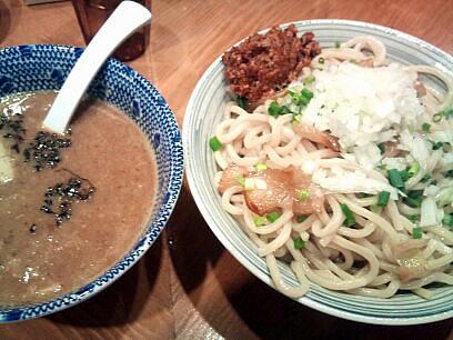 1_麺や 百日紅(さるすべり) 二段味変味噌つけ麺ランチ.jpg