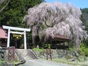 浅井の神明神社