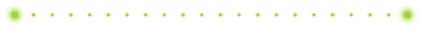 素材黄緑ドットライン