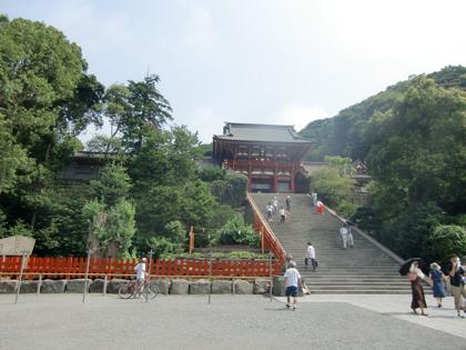 夏の鎌倉13