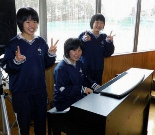田野畑中学校6