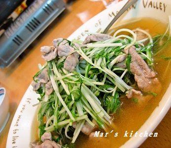 3-26 水菜炒め煮