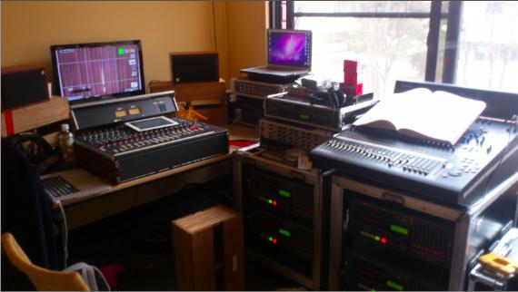 オペラ録音システム2012