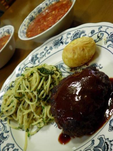 2010年4月23日夕食