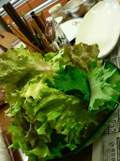 2010年3月4日夕食