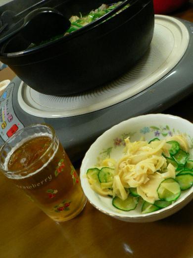 2010年4月5日夕食