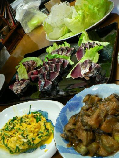 2010年4月7日夕食