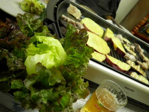 2010年4月20日夕食