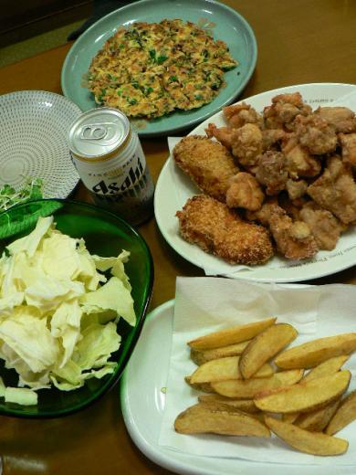 2009年11月13日夕食