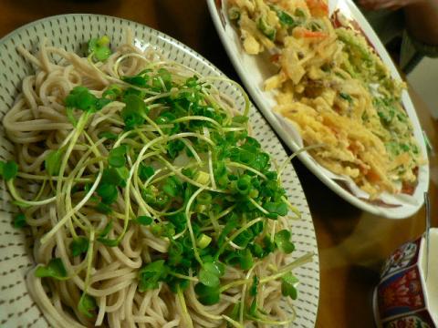 2010年2月16日夕食
