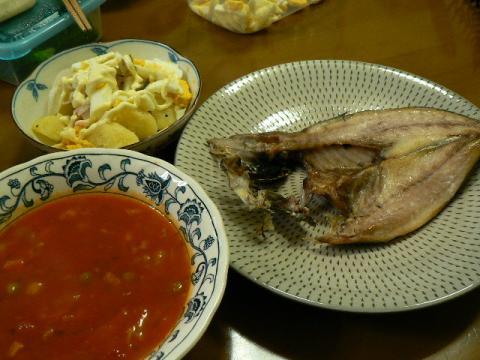 2010年3月16日夕食