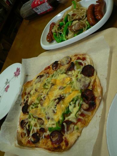 2010年1月16日夕食