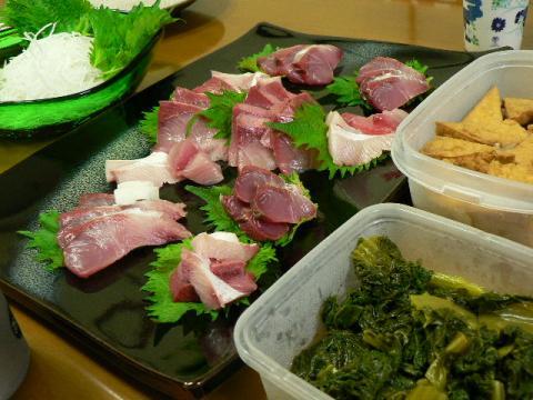 2010年2月17日夕食