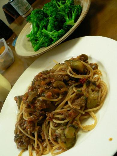 2010年3月22日夕食
