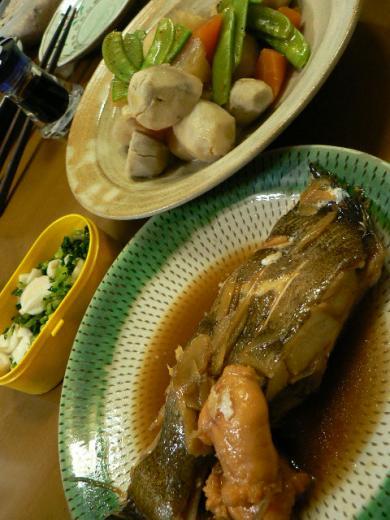 2010年3月25日夕食