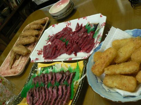 2009年2月26日夕食