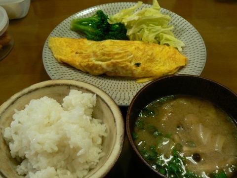 2010年3月28日夕食