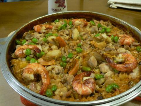 2010年1月31日夕食