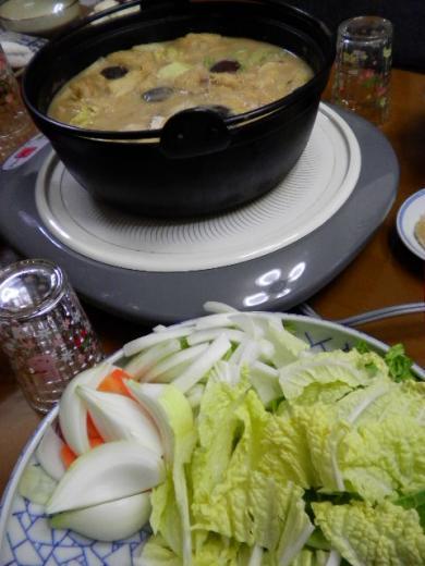 2010年5月6日夕食
