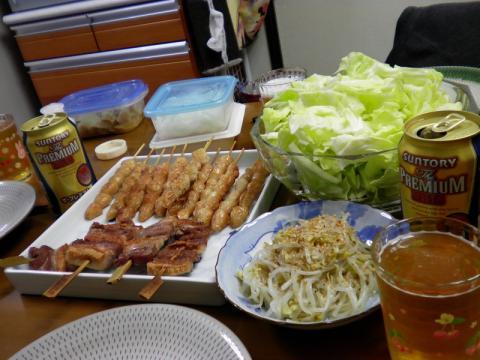 20104月26日夕食