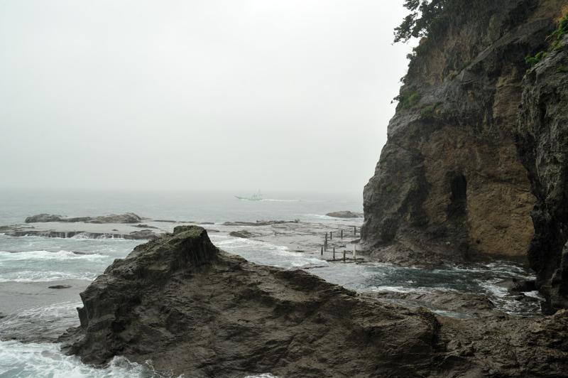 岩屋洞窟まで3
