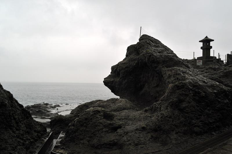 岩屋洞窟まで1