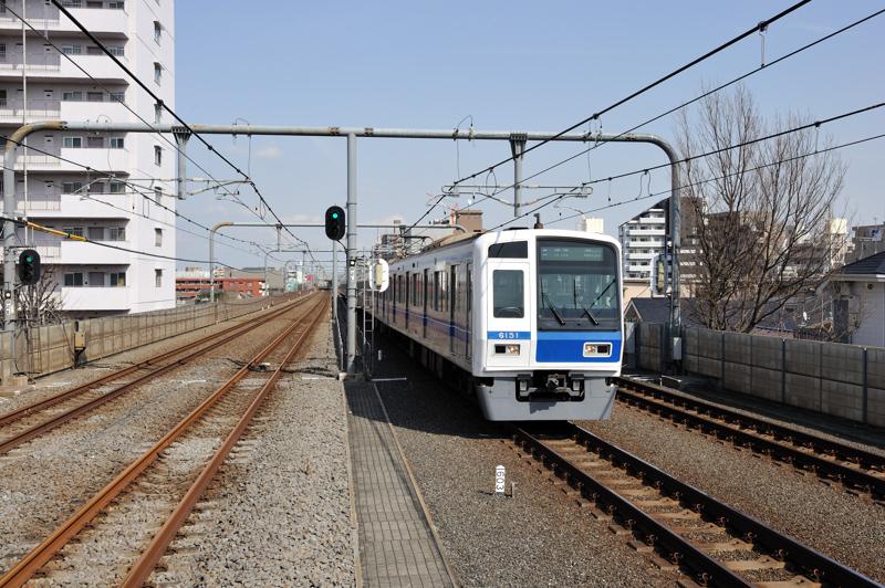 西武線電車2