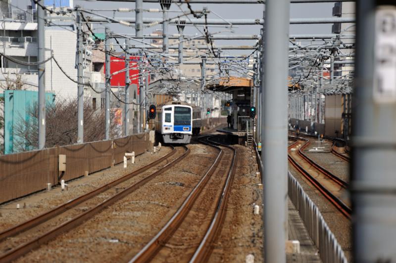 西武線電車3