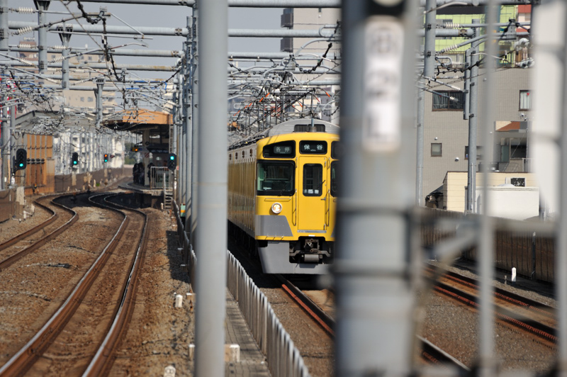 西武線電車6