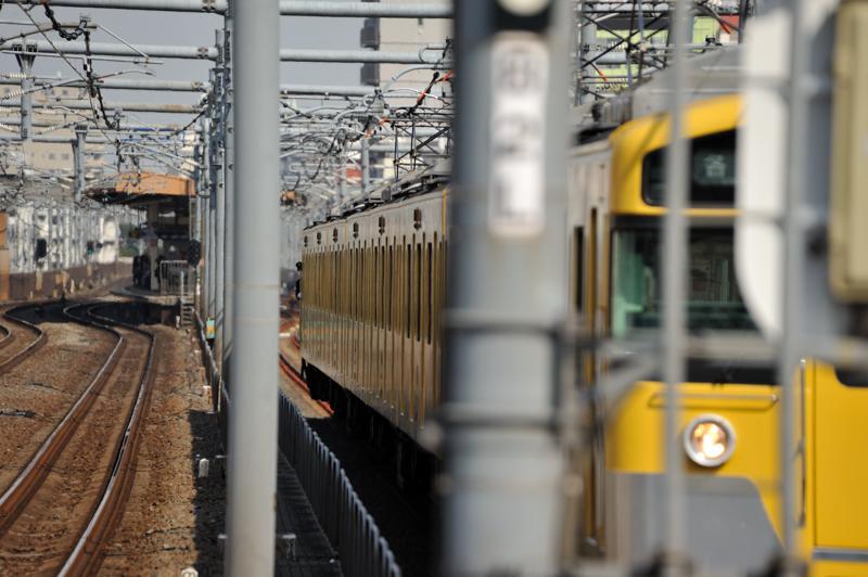 西武線電車7