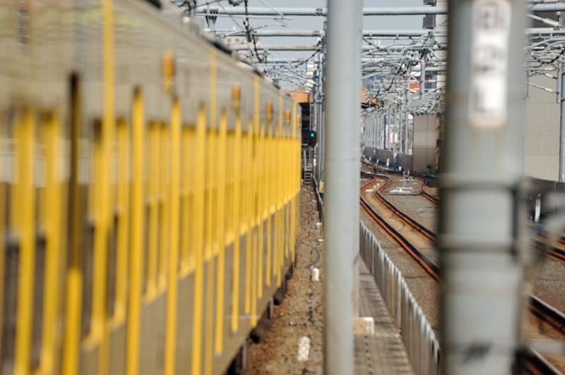 西武線電車4