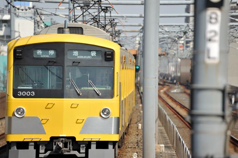 西武線電車8