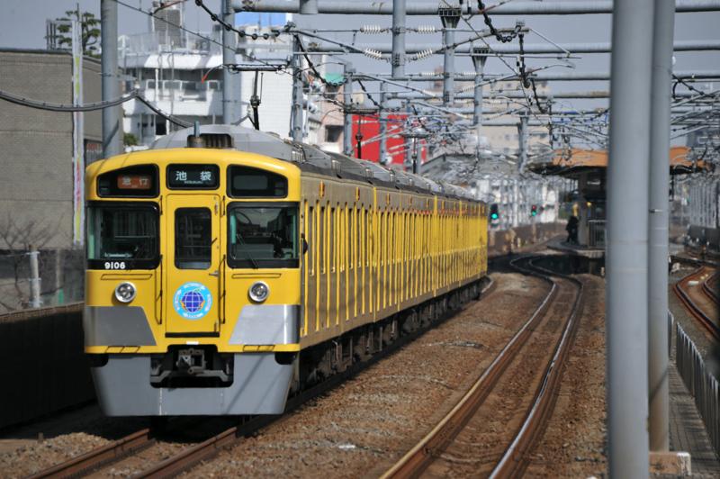西武線電車5