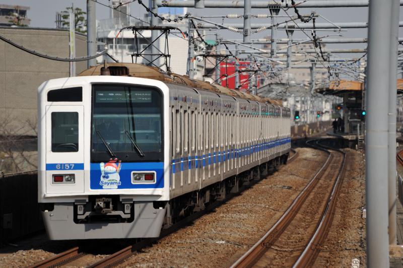 西武線電車9