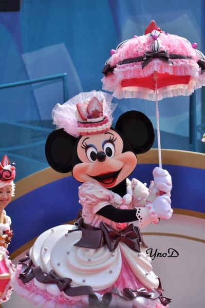 傘持ちミニー