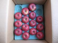 リンゴは剥くのも楽しい