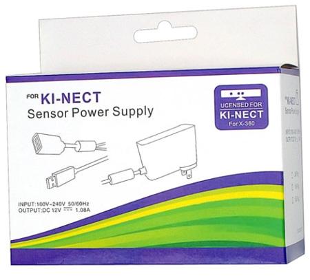 Kinect電源ケーブル