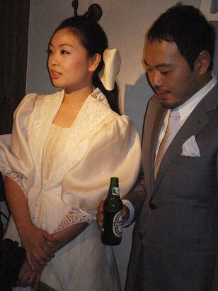 エイミー結婚パーティー 054