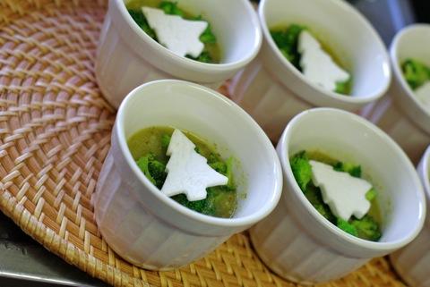 グリーンスープ