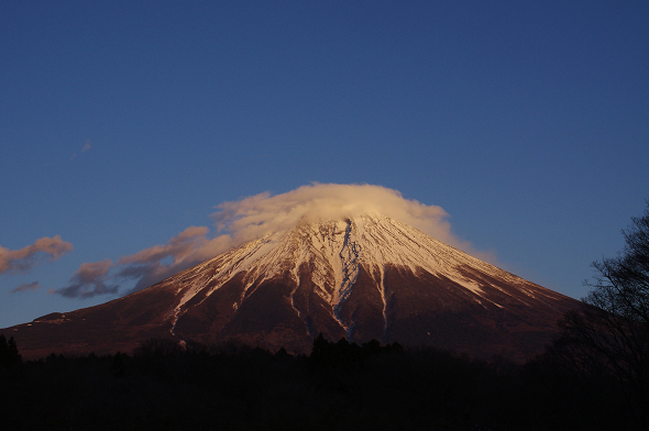 最後の富士