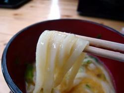 たなか 釜麺 .