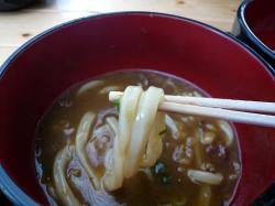 たなか カレー麺 .