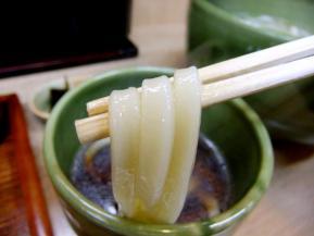 桂 鴨麺 .