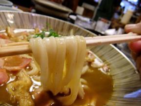 蔵 カレー麺 .